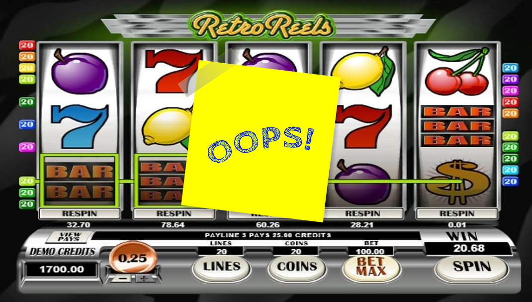 Avoid These Mistakes When Playing Online Slots This Year